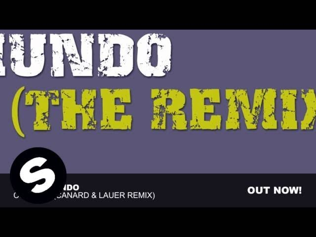 DJ Raymundo – Come On (Canard & Lauer Remix)