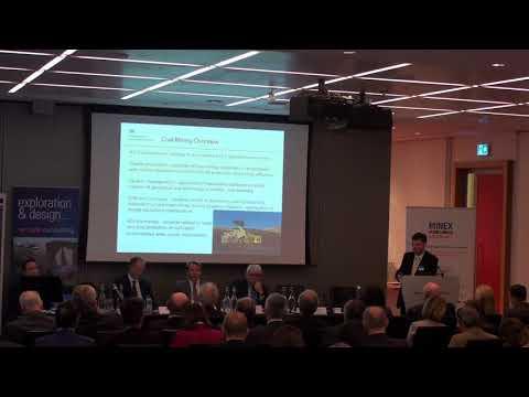 MINEX Eurasia 2017 - Zlatan Milosevic