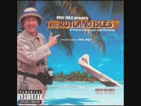 the randi-Eric Idle