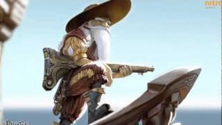 GDC 2011: Pirates of Black Cove video interview