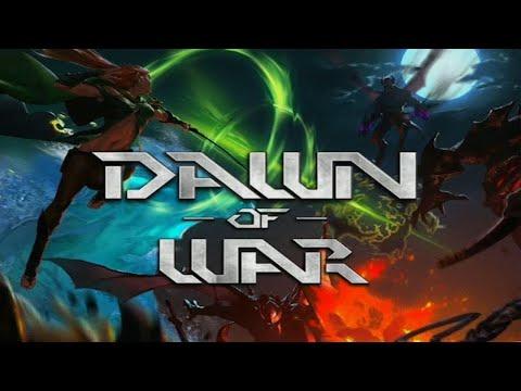 Gold Tier Close Game | Dawn Of War | DOTA 2