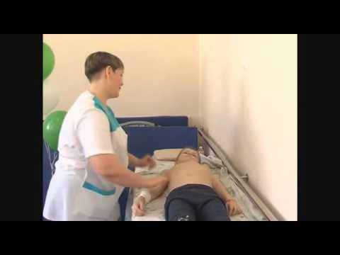Бронхо легочные заболевания в Тюмени будут лечить с помощью кинезитерапии