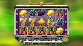 Golden 7 Classic Slot Maschine OnlineGlücksspiel von onlinecasino-deutschland.de NEU!