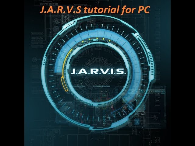 L.I.N.K.S / Jarvis tutorial / How to install Mega voice command #1