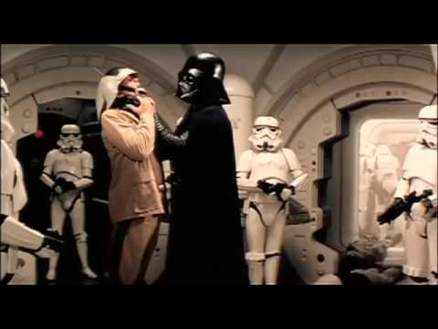 Vader with original David Prowse Voice, alternate lines