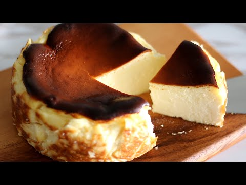 super-soft-and-creamy-basque-burnt-cheesecake
