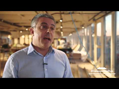 Discover The New Spirit of Tasmania  - Interview with Project Manager Massimo Soprano