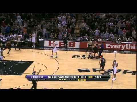 90c74b3c741 Wesley Johnson buzzer beater vs Spurs treasy