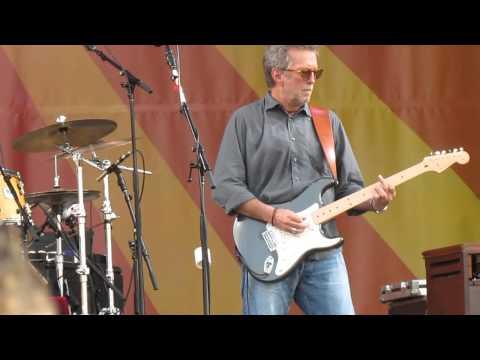 Eric Clapton - Crossroads @ Jazz Fest 2014
