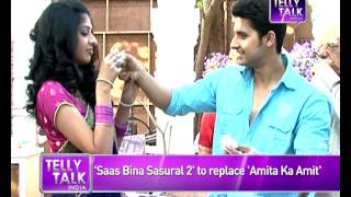 Saas Bina Sasural 2 to replace Amita ka Amit