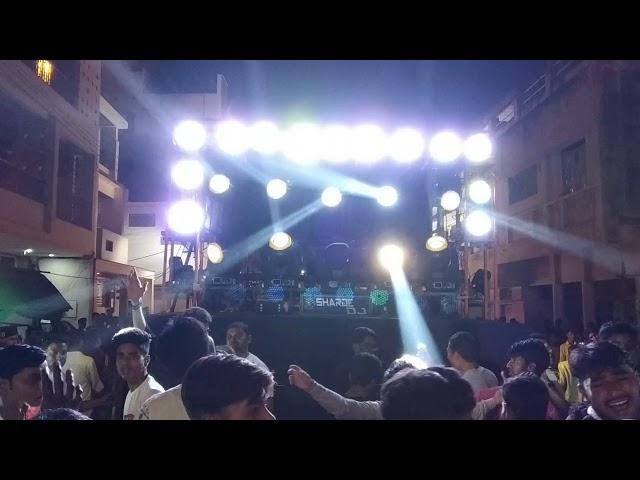DJ SHARDE & Shyam Digital Light   Rajnandgaon jhanki