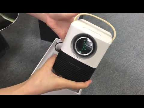 Wejoy L7 Newest LED Kid Projector Xmas Gift