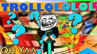 Community was trolled by GommeHD - Trolling in Minecraft - Wollt ihr mehr? :D