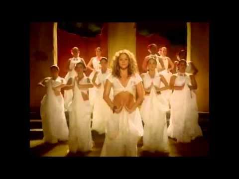 Maître Gims Bella chantée par Irina avec Shakira