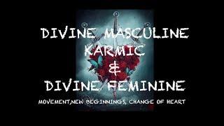 divine masculine karmic partner change of heart current feelings 🔥🔥 divine feminine