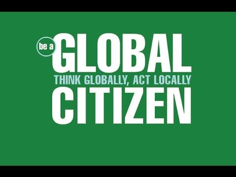 President Elect Trump Calling For Global Community AKA New World Order Global Citizen