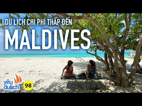 YDL #98: Du lịch Maldives giá rẻ, không cần ở resort   Yêu Máy Bay