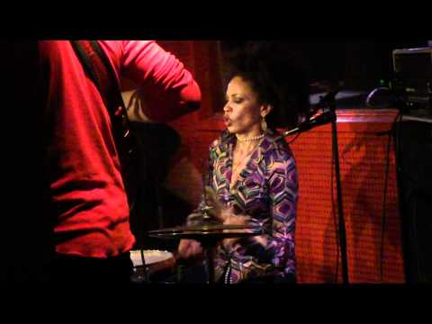 [HD] Cindy Blackman I  - Live in Hannover -  01-11-11