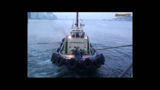 Учебный фильм швартовное устройство судна видео