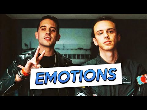 Emotions   G-Eazy, Logic & Chance The Rapper Type Music Mix