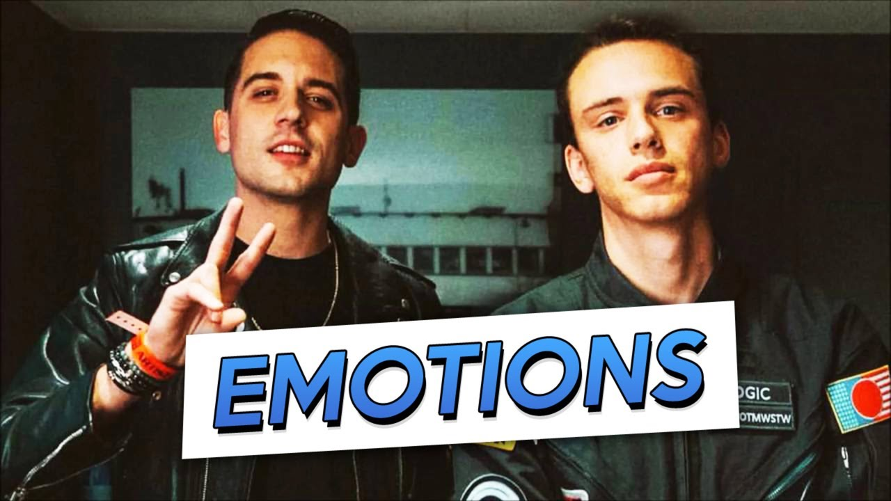 emotions g eazy logic chance the rapper type music mix youtube