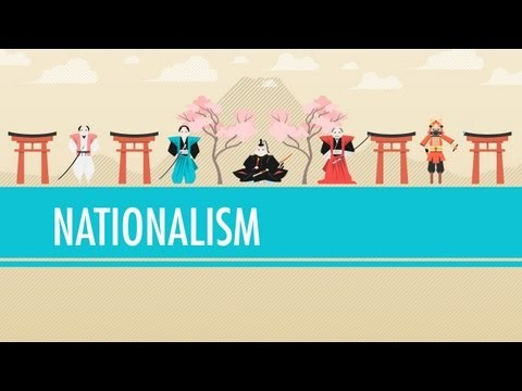 Samurai, Daimyo, Matthew Perry, and Nationalism: Crash Cours