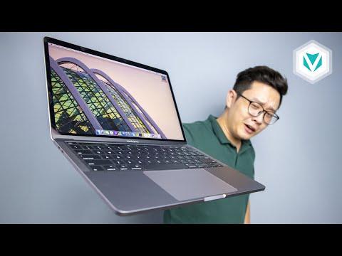 Đánh giá Macbook Pro 13 (2020): Đây Không Còn Là Apple!   Foci