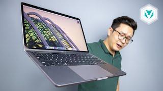 Đánh giá Macbook Pro 13 (2020): Đây Không Còn Là Apple!