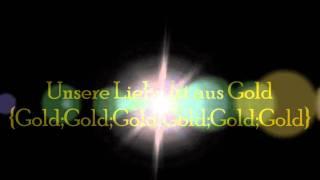Frida Gold - Unsere Liebe ist aus Gold (Lyrics)