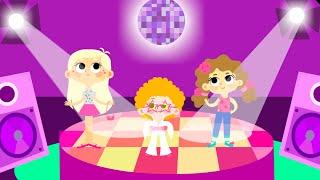 Мультики для детей - Машины одежки - Дискотека (11 серия)