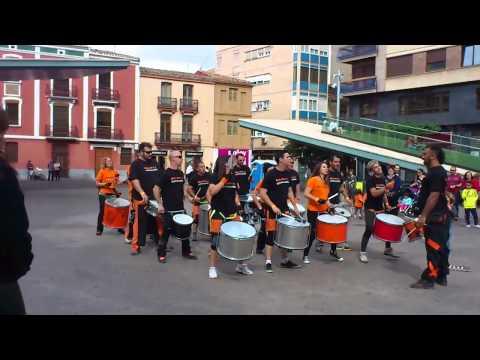 Borumbaia Alto Palancia en Vila-real. 24/5/2014