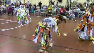 Sr. Adult Grass Dance Song 2 SNL in Grand Forks April 2015