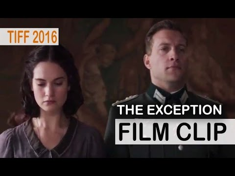 The Exception: Jai Courtney, Christopher Plummer - Film Clip TIFF2016