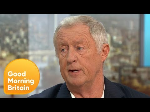 Chris Tarrant Suffered From Nightmares After Making New Holocaust Documentary | Good Morning Britain