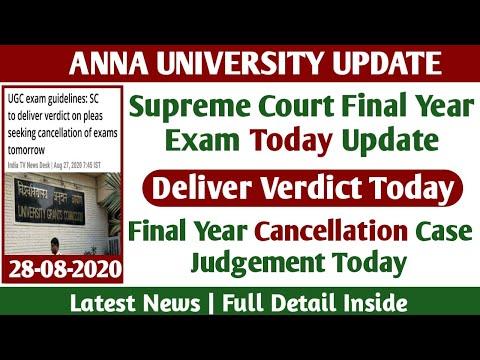 TN CM Arrear Exam Cancel Update! | AICTE Against Arrear Cancel! - Anna University latest news Tamil from YouTube · Duration:  5 minutes 50 seconds
