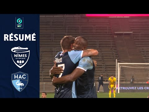 Nimes Le Havre Goals And Highlights