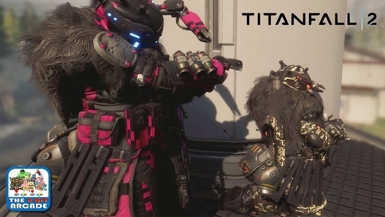Ragaszkodott a találatlista titanfall lekéréséhez