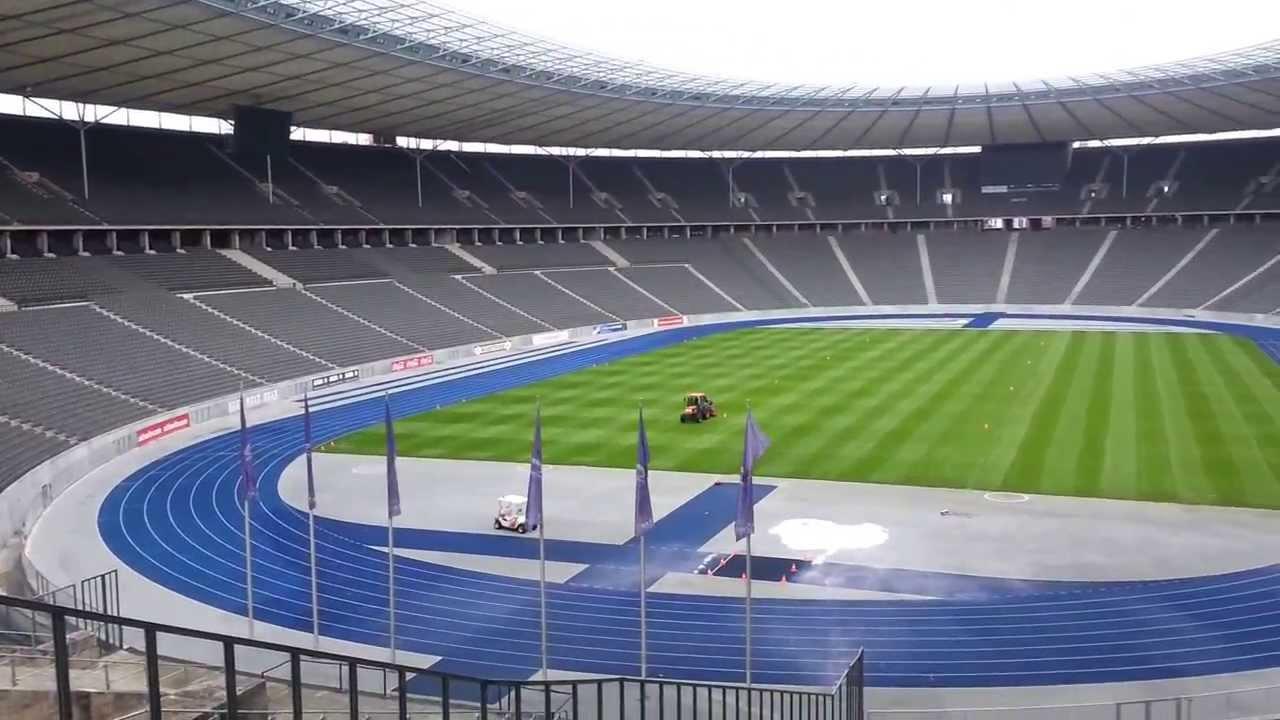 Berlin Neues Stadion