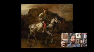Cocktails with a Curator: Rembrandt's 'Polish Rider'