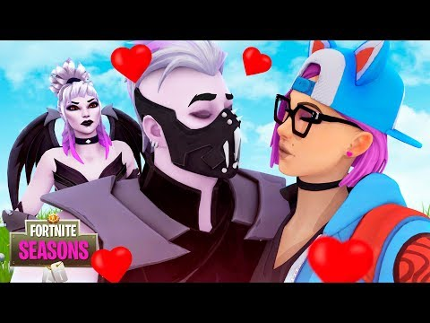 Vampire Drift is caught CHEATING on Dusk!! Fortnite Season 7 Short Film