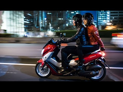 comparatif scooter yamaha n max 125 versus honda pcx 125 doovi. Black Bedroom Furniture Sets. Home Design Ideas