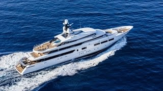 The Tankoa Suerte Luxury Superyacht by Tankoa Yachts Genoa Italy