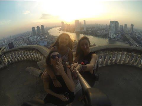 THAILAND TRIP (2015) / GoPro Hero3 Black – Bangkok, Koh Samui, Koh Phangan, Fullmoon party