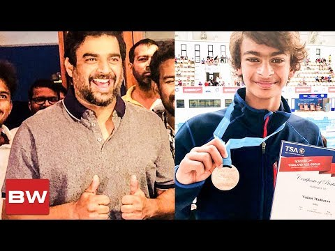 Maddy's Son Grabs a Bronze! | Proud Father-Son Moment | Vedaant Madhavan Mp3