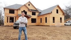 BUILDING MY DREAM HOUSE!!