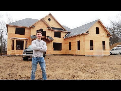 BUILDING MY DREAM HOUSE!