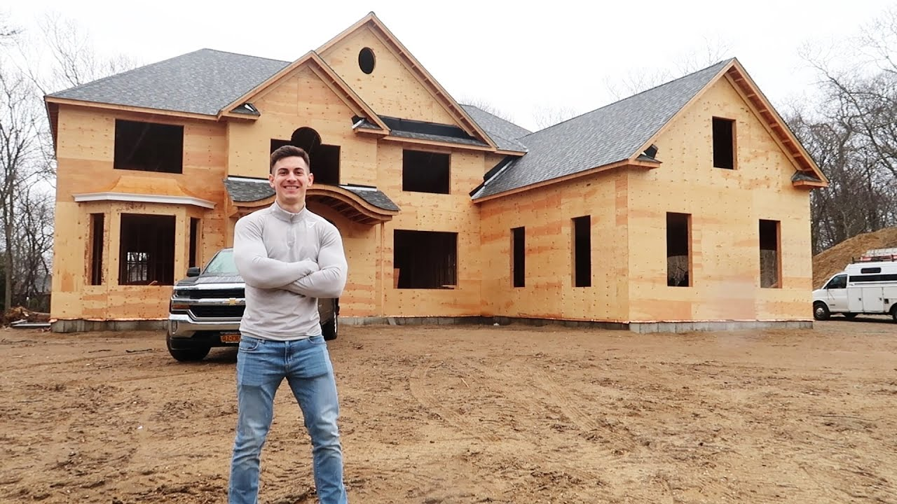 Building My Dream House Youtube