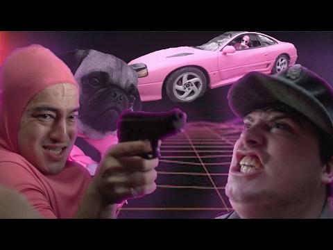 PINK GUY - HITLER'S EVIL SON