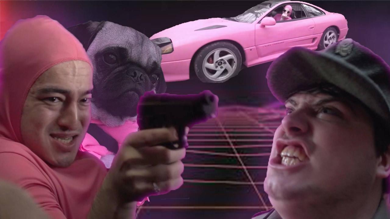 maxresdefault pink guy hitler's evil son youtube