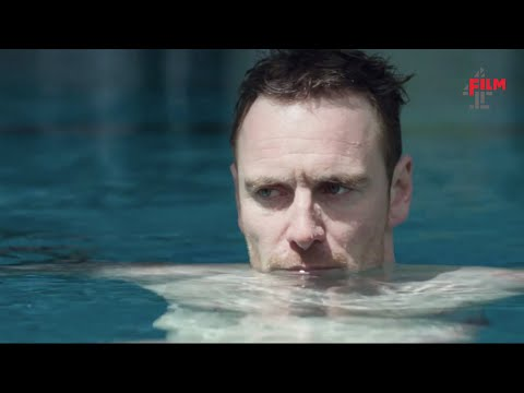 Trespass Against Us   Michael Fassbender & Brendan Gleeson Go Swimming